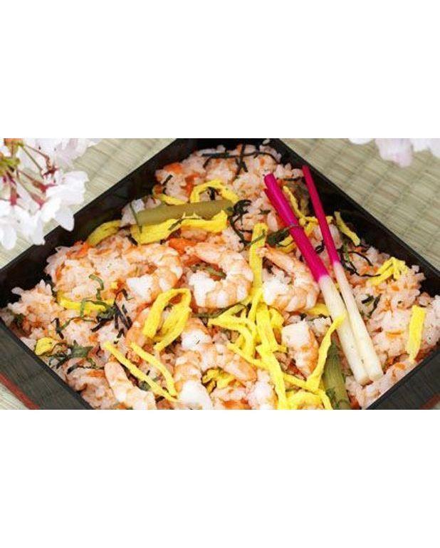 riz saut aux crevettes et basilic tha pour 4 personnes recettes elle table. Black Bedroom Furniture Sets. Home Design Ideas