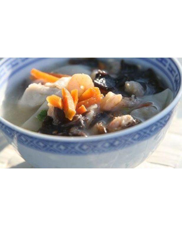 Soupe asiatique de poisson pour 4 personnes recettes - Cuisine soupe de poisson ...