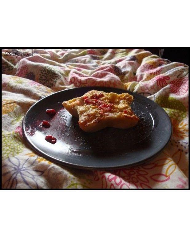 Cake v g tarien aux pommes pour 1 personne recettes elle table - Recette cake sale vegetarien ...