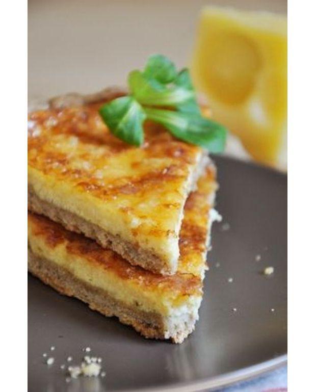 tarte au fromage et p te bris e la farine de sarrasin pour 1 personne recettes elle table. Black Bedroom Furniture Sets. Home Design Ideas