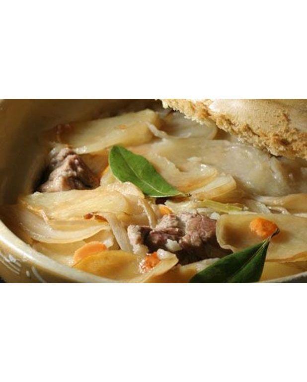 Baeckeoffe alsacien pour 4 personnes recettes elle table - Kouglof alsacien recette en video cuisine ...