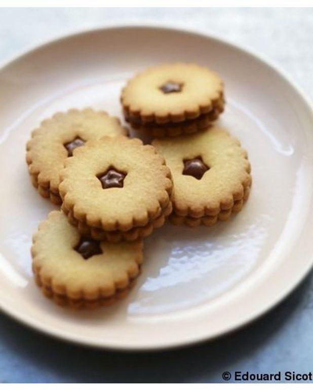 Biscuits go ters au nutella pour 6 personnes recettes elle table - Recette gateau au nutella facile ...