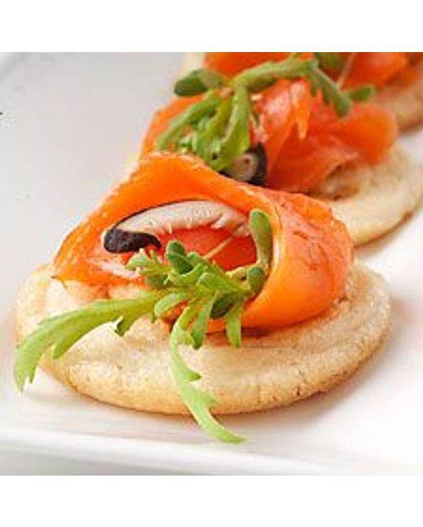 blinis saumon fum 233 et shiitake pour 4 personnes recettes 224 table