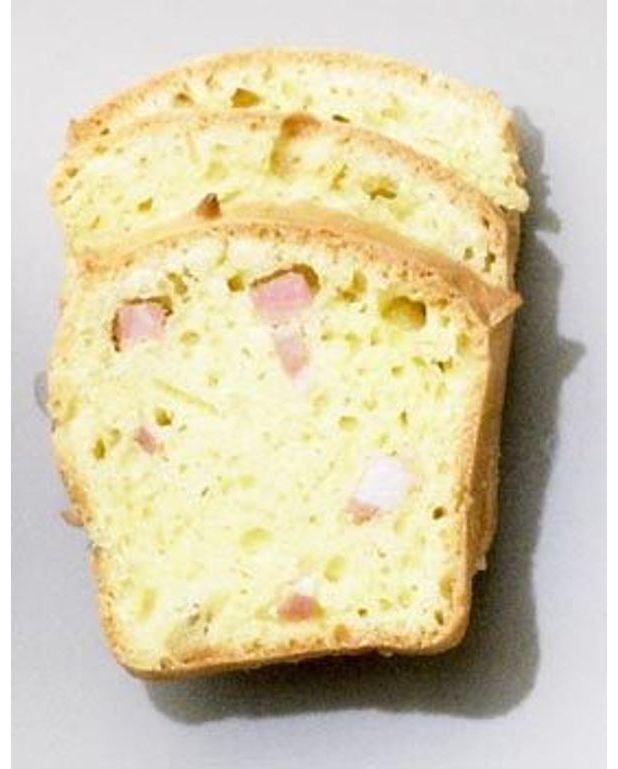 Cake Yaourt Lardon