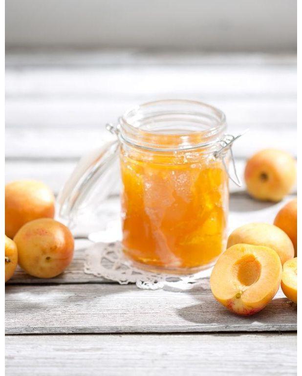 Confiture abricot thermomix pour 6 personnes recettes elle table - Repas thermomix pour 10 personnes ...