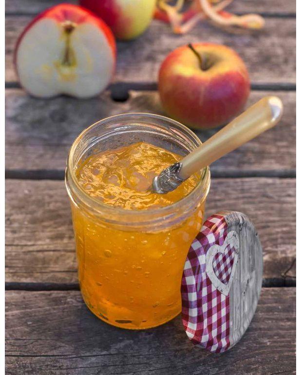 Confiture de pommes thermomix pour 4 personnes recettes elle table - Repas thermomix pour 10 personnes ...