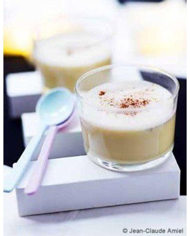 Eggnog pour 4 personnes recettes elle table - A bon verre bonne table recettes ...