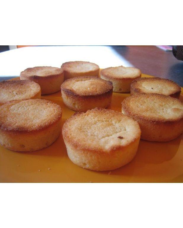 Financiers de grand m re pour 6 personnes recettes elle - Recette de cuisine de nos grand mere ...