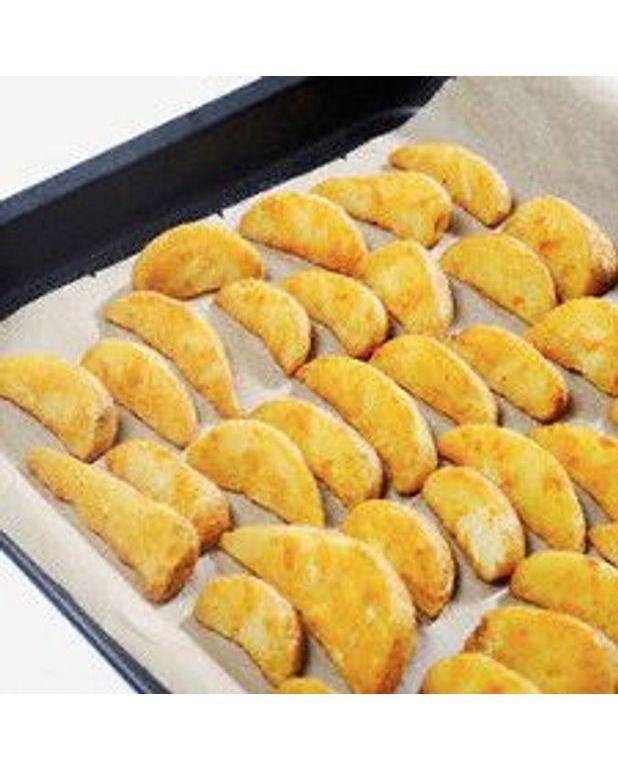 Frites sans gras cuites au four pour 2 personnes recettes elle table - Cuiseur frites sans huile ...