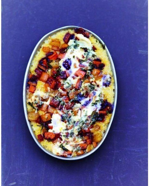 gratin de millet aux carottes pour 6 personnes recettes elle table. Black Bedroom Furniture Sets. Home Design Ideas