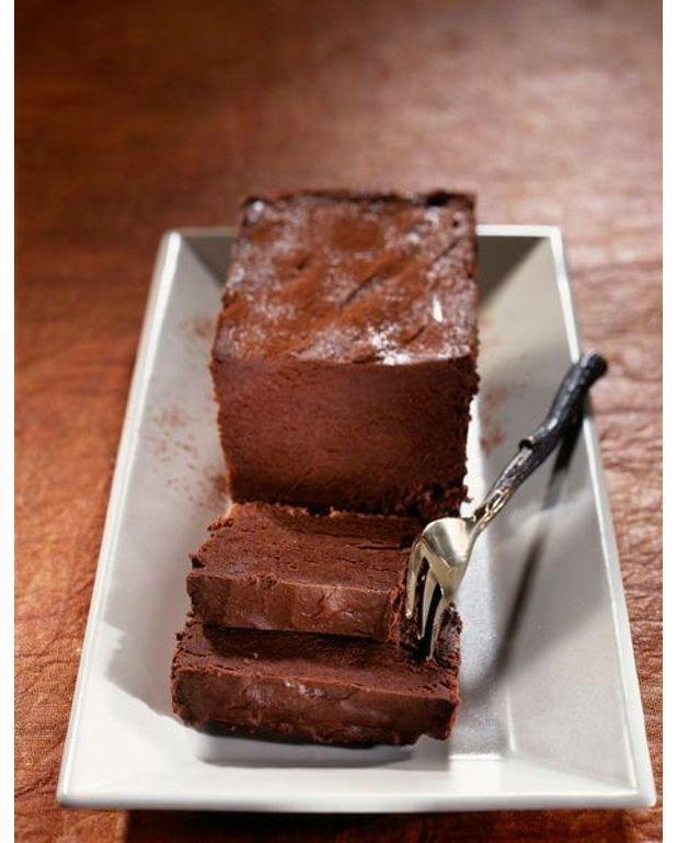 marquise chocolat et cannelle pour 2 personnes recettes