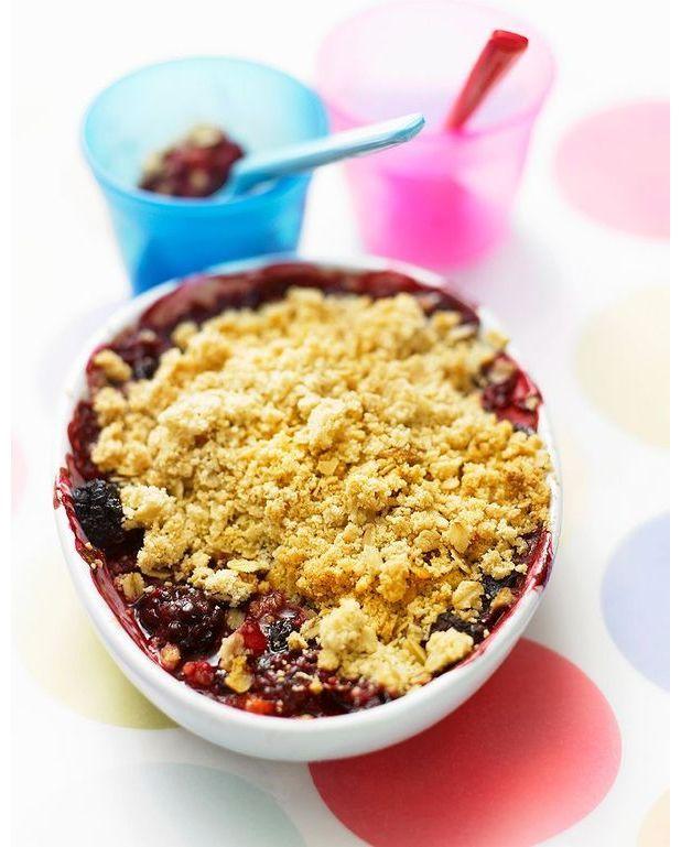 Recette go ter aux fraises et myrtilles b b 18 mois pour for Cuisine 18 mois