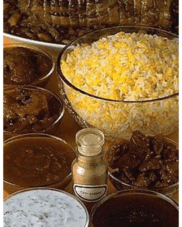 R ti de porc l 39 indienne pour 4 personnes recettes elle - Cuisine indienne facile ...