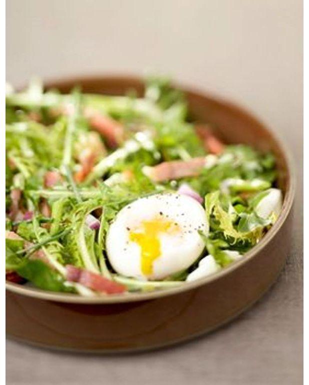 Salade de pissenlit de ma grand m re pour 4 personnes recettes elle table - Recette vin de pissenlit ...