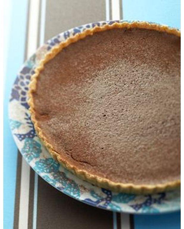 Tarte au chocolat pour 6 personnes recettes elle table - C est au programme recettes de cuisine ...