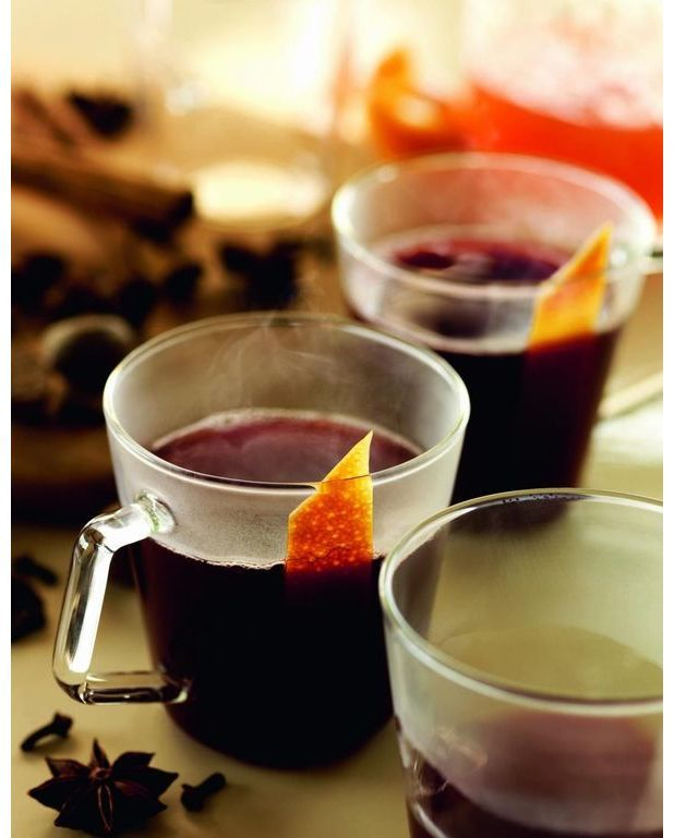 Vin chaud la vodka pour 20 personnes recettes elle table - Recette vin chaud alsacien ...