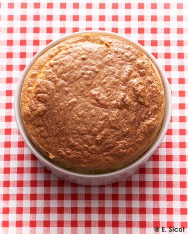 Basique : soufflé au fromage