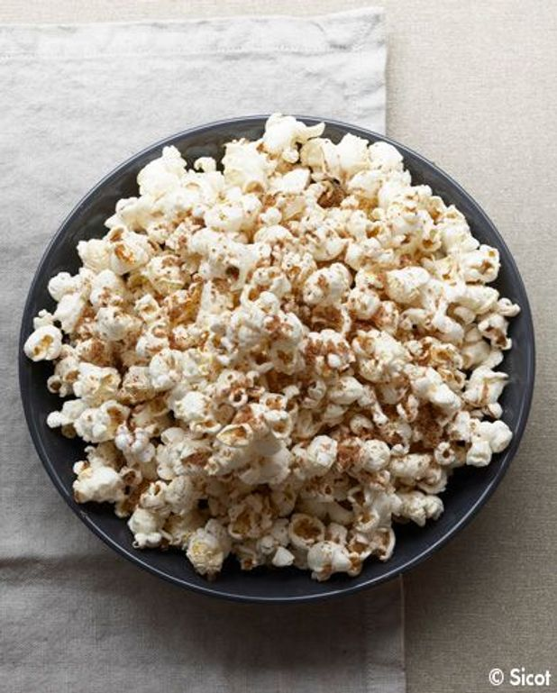 Mes pop-corn plus-que-parfaits