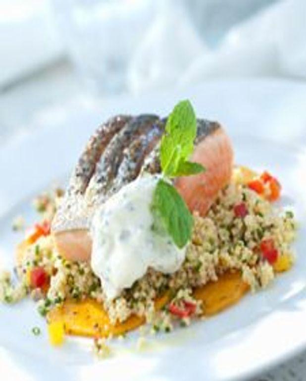 Couscous de poisson à la sicilienne