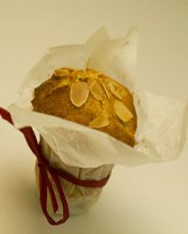 Gâteau à la poire et aux amandes