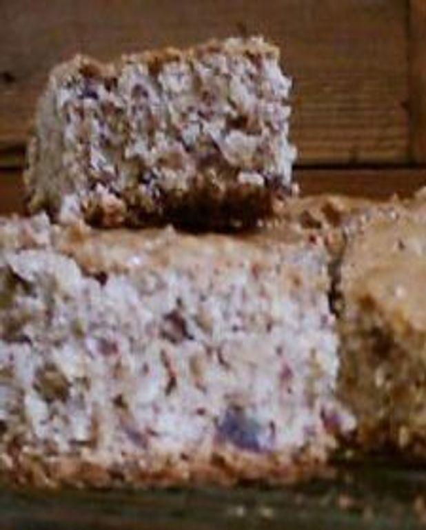 Gâteau aux dattes et noix