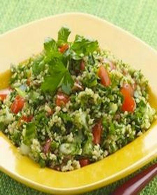 Salade taboulé du Moyen-Orient