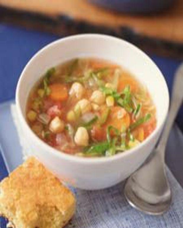 Soupe aux légumes à la toscane