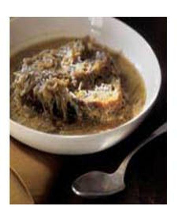 Soupe aux oignons et aux oeufs (Cipollata)