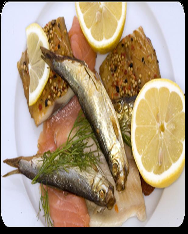 Assiettes scandinaves