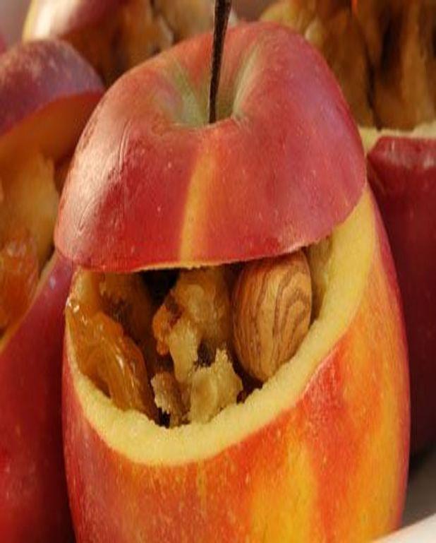 Aumônière aux pommes
