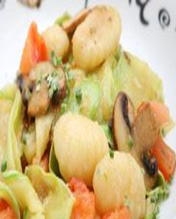 Blanquette de pommes de terre