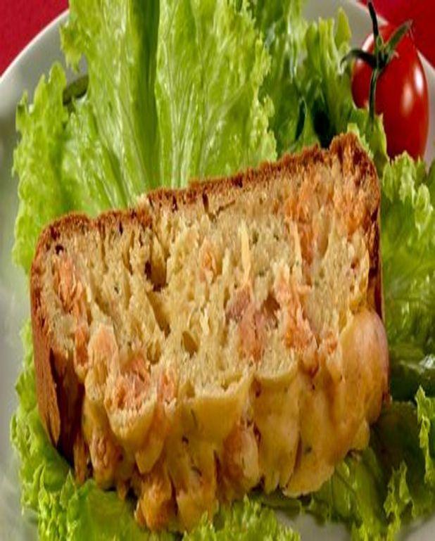 Cake au Morbier et jambon cru - Recette spéciale pour machine à pain