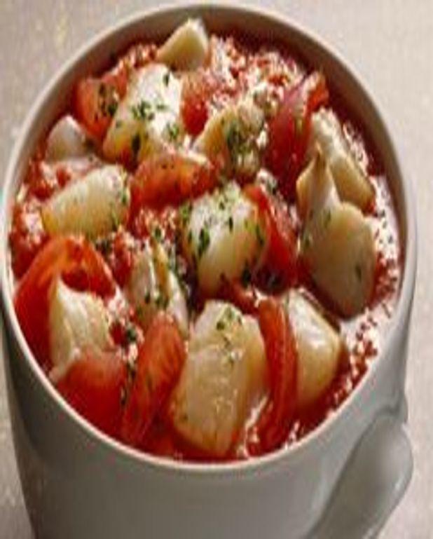 Colin aux tomates