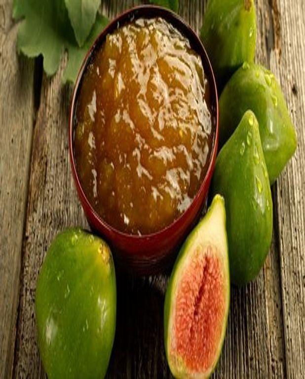 Compote de figues à la vanille