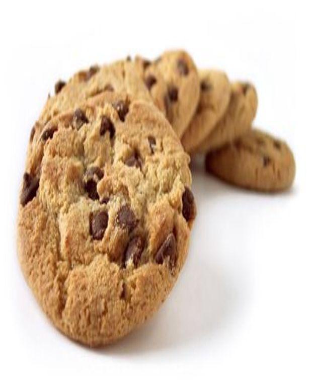 Cookies aux pépites de chocolat et aux noix