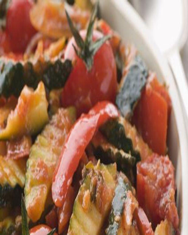 Courgettes à la provençale