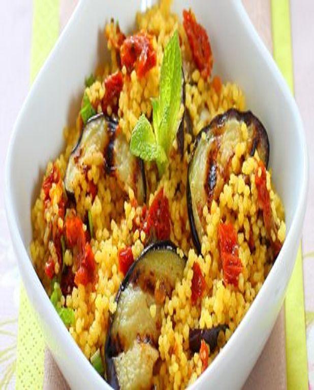 Couscous de Tanger végétarien