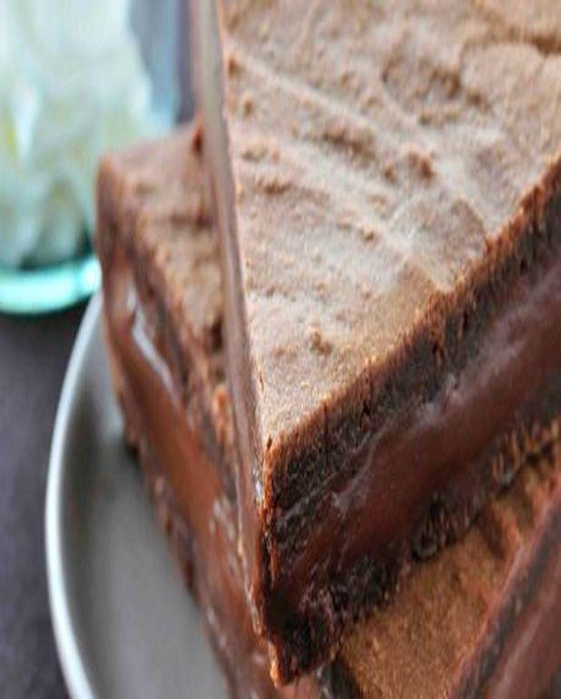 Fondant chocolat châtaigne et chantilly