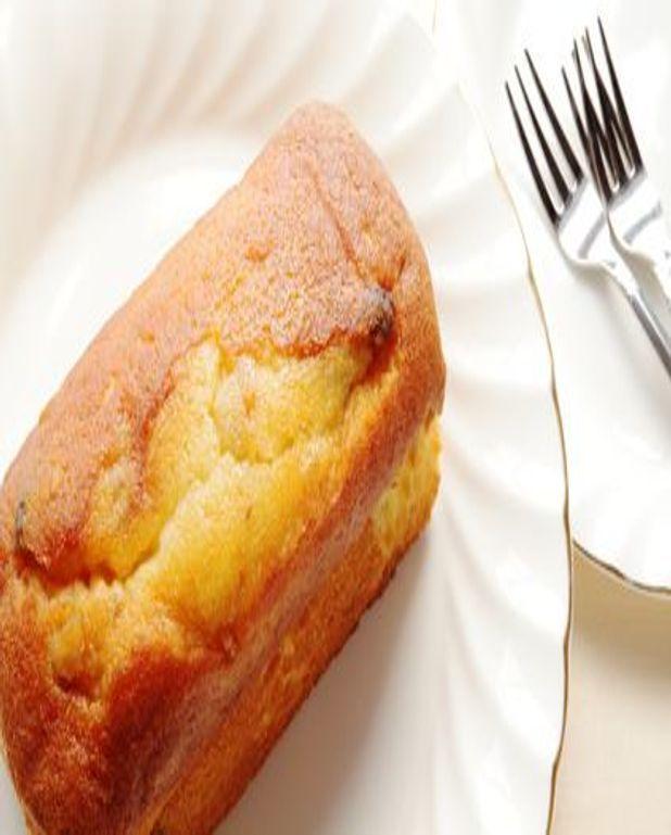 Gâteau à la mangue et à la noix de coco