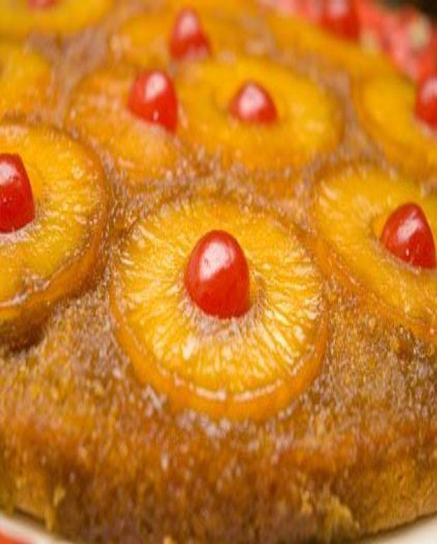 Gâteau exotique