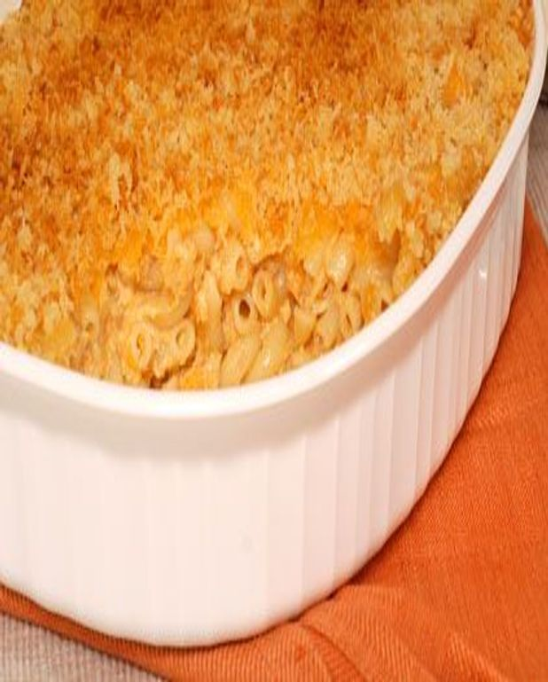 Gratin de pâtes sans gluten ni lait ni oeufs