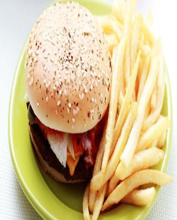 Hamburger endiablé