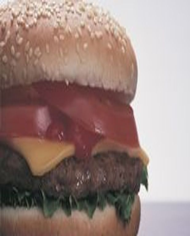 Hamburgers faciles et rapides