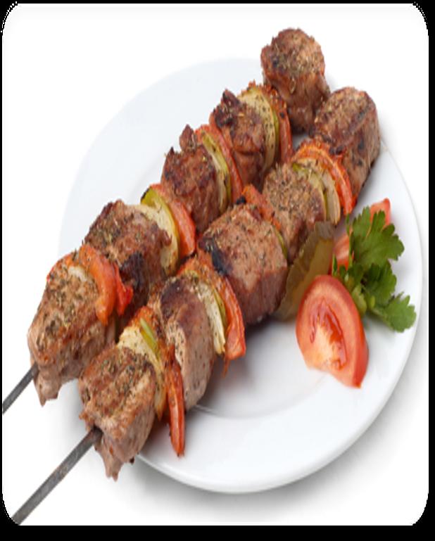 Kebab sauce aux amandes