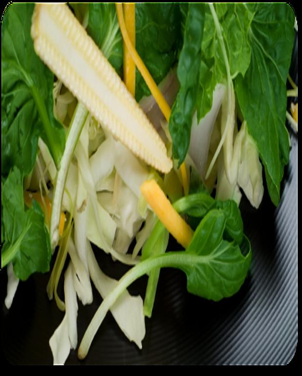 Légumes chop-suey