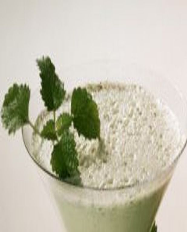 Milkshake Menthe