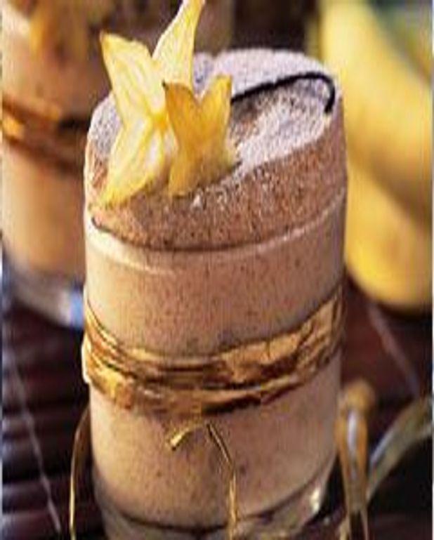 Mousse à la banane