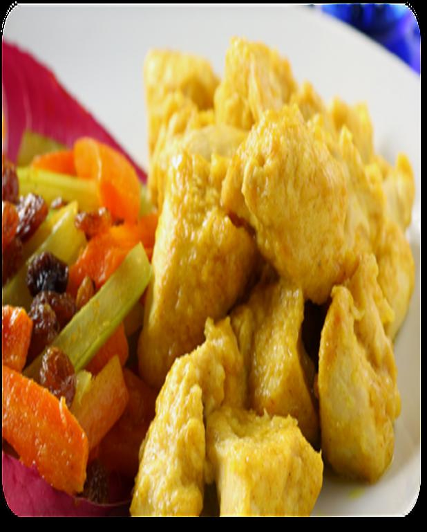 Nuggets de poulet light