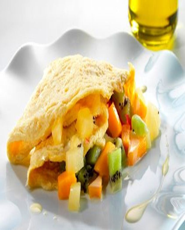 Omelette Tropicale