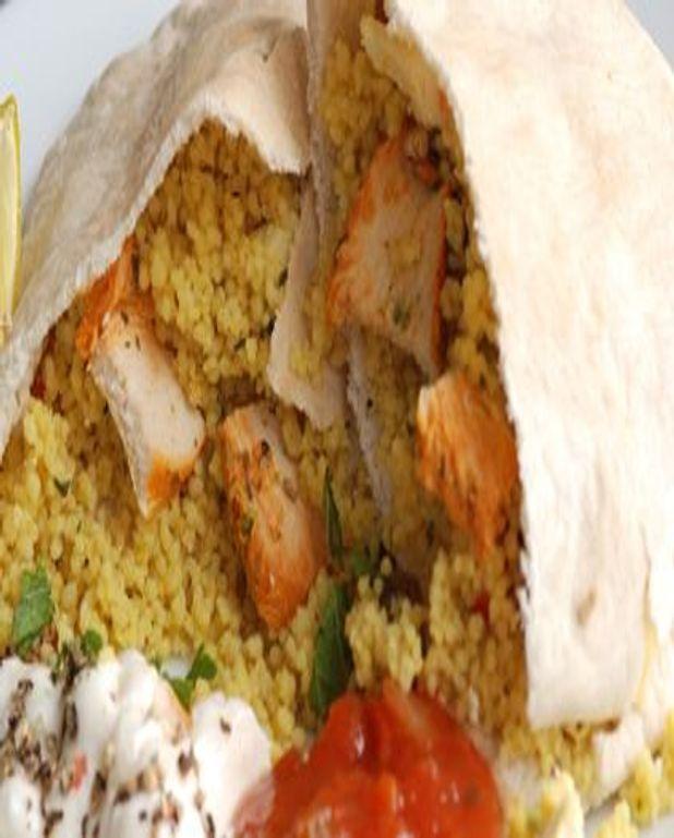 Pita couscous